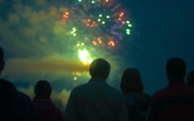 Fogos de artifício: como minimizar os perigos causados para a saúde do seu pet